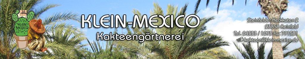Kakteengärtnerei Klein-Mexico